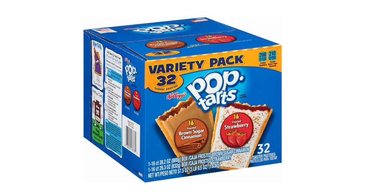 graphic regarding Pop Tarts Coupons Printable named Pop-Tarts 32 ct. Basically $6.59 + No cost Delivery - Printable Discount codes