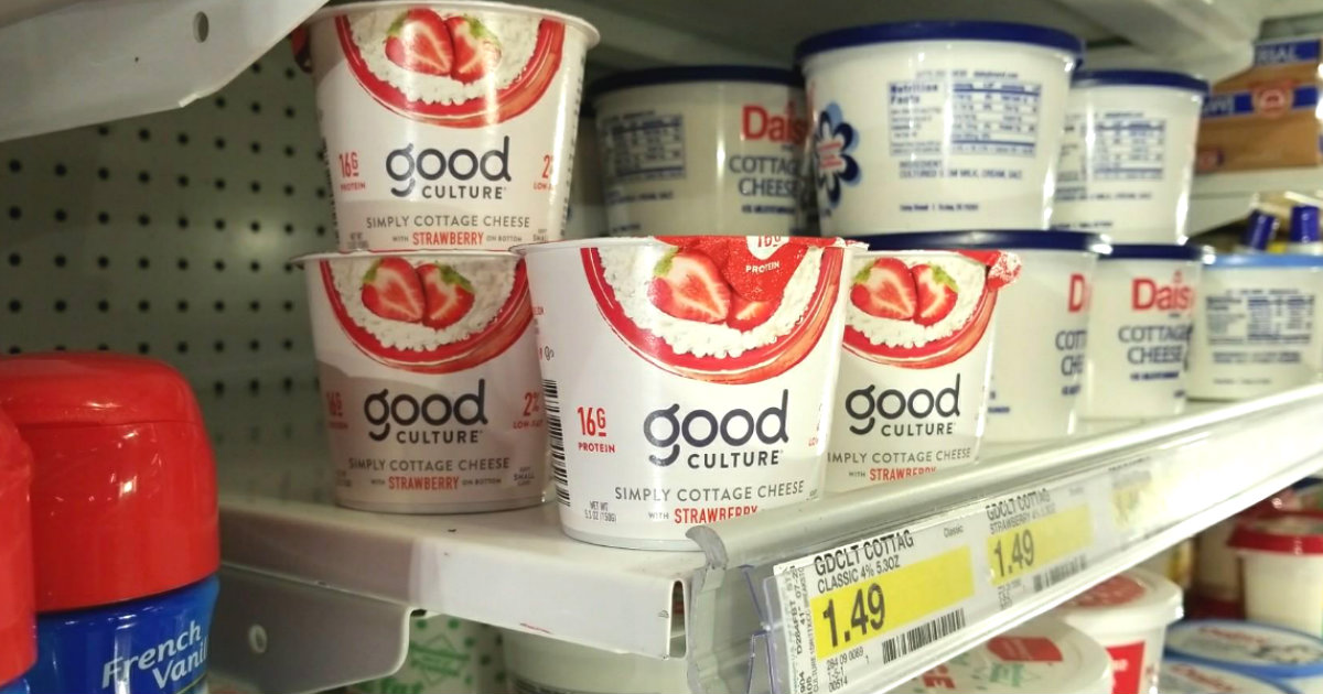 Good culture deal at Target