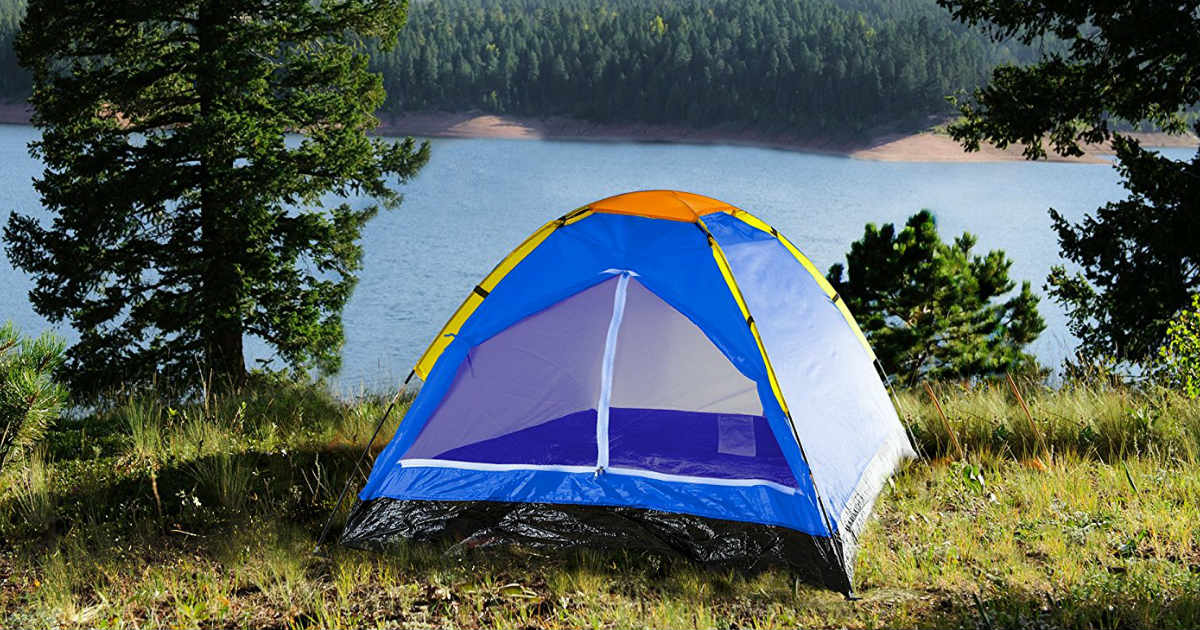 tent deal at amazon