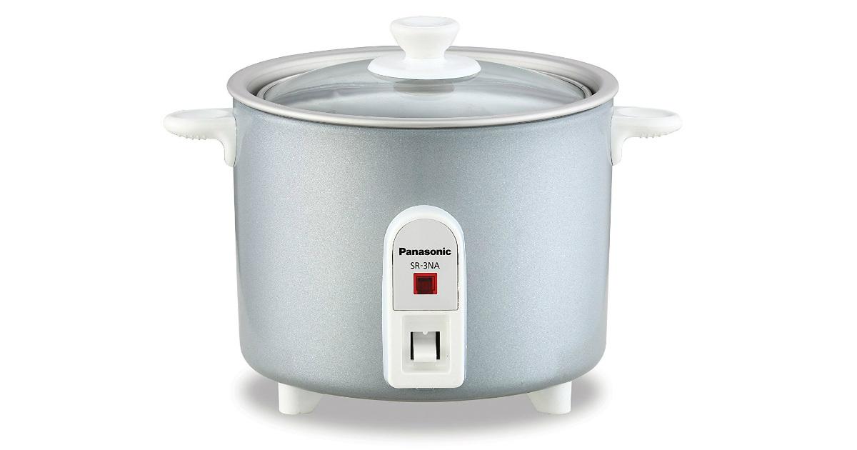 Panasonic Rice Cooker on Amazon