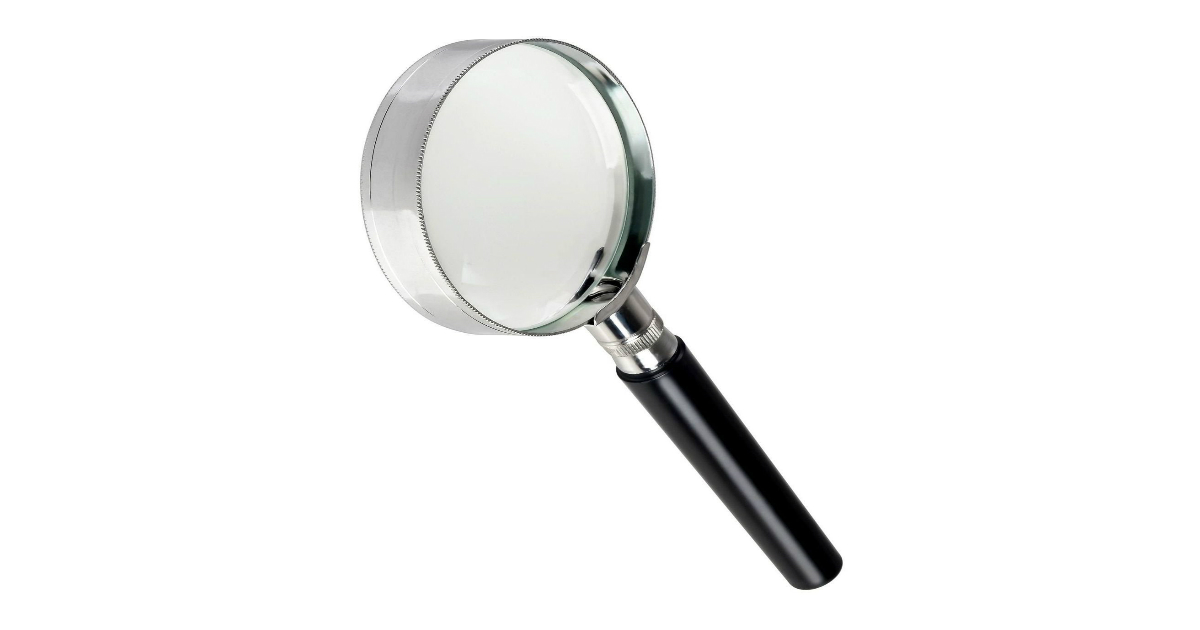 Magnifying Glass deal at Amazon
