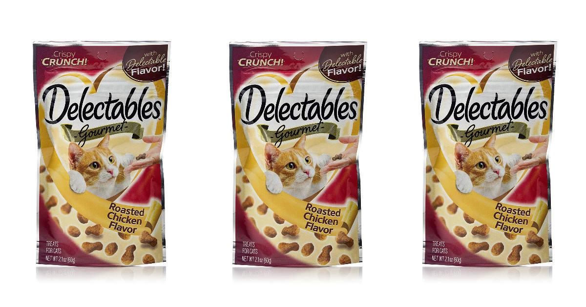 Delectables Gourmet Crunchy Ca...