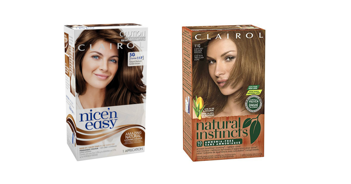 Clairol deal at CVS