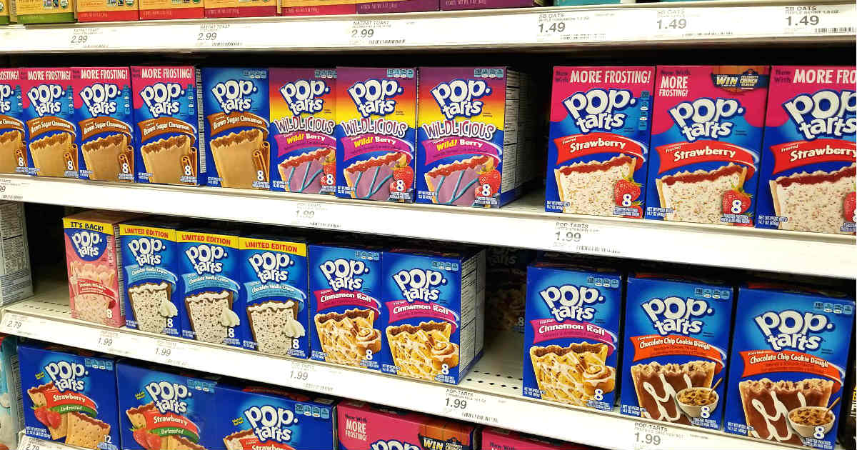 photo relating to Pop Tarts Coupon Printable called Pop-Tarts Simply just $1.17 Every at Concentration with Printable Coupon