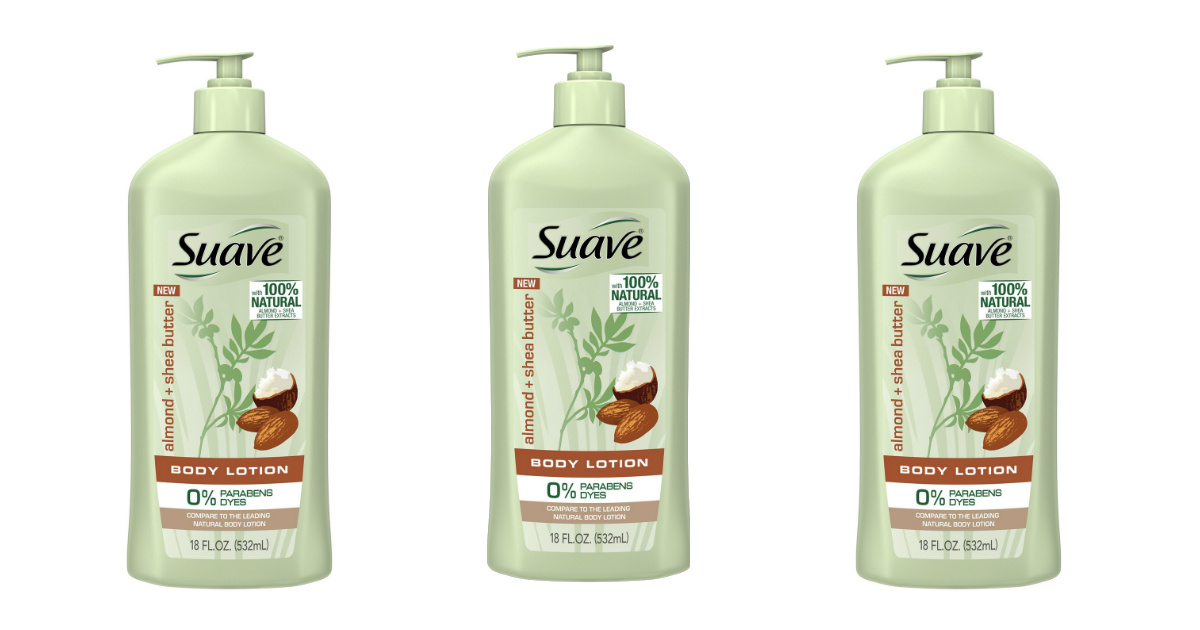 Suave Body Lotion at Target