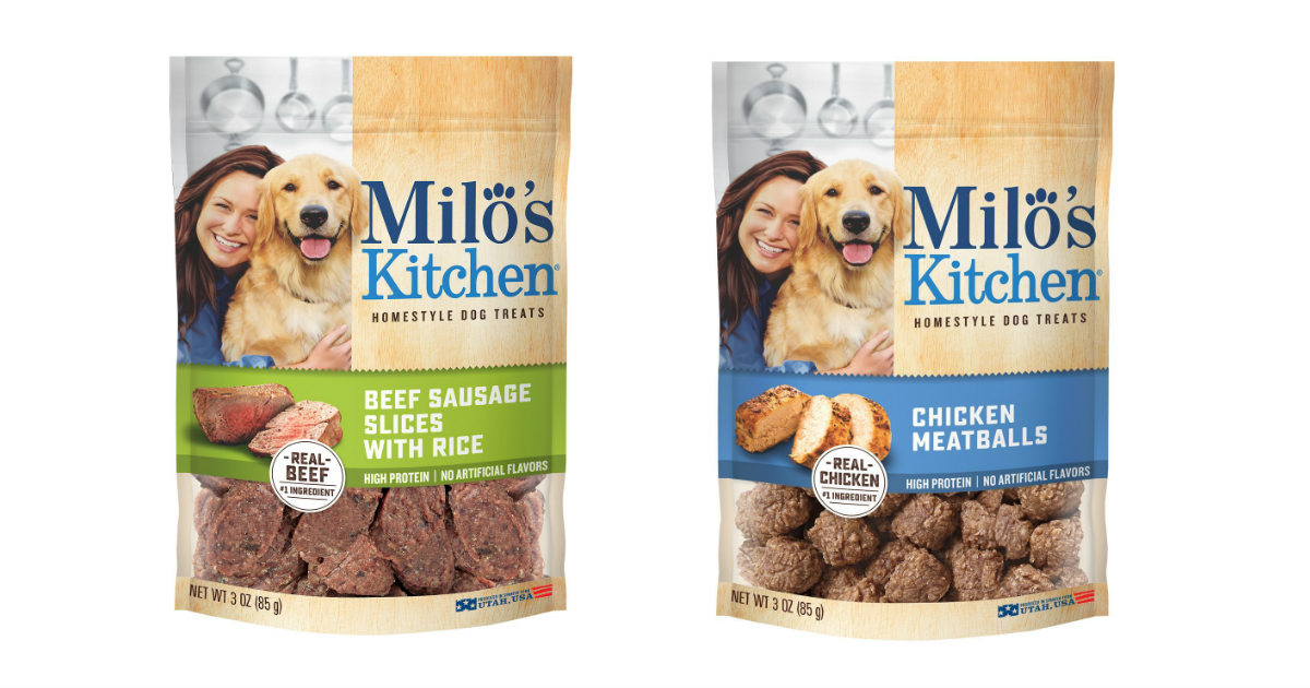 graphic regarding Family Dollar Printable Coupons named Conserve $4.50 with Printable Coupon codes for Milos Kitchen area Puppy
