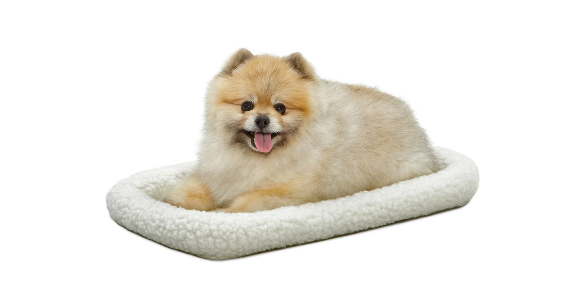 Deluxe Pet Bed deal at Amazon