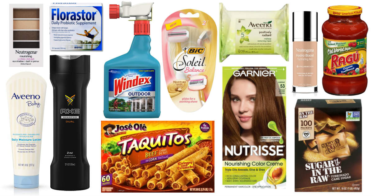 New Weekend Printable Coupons