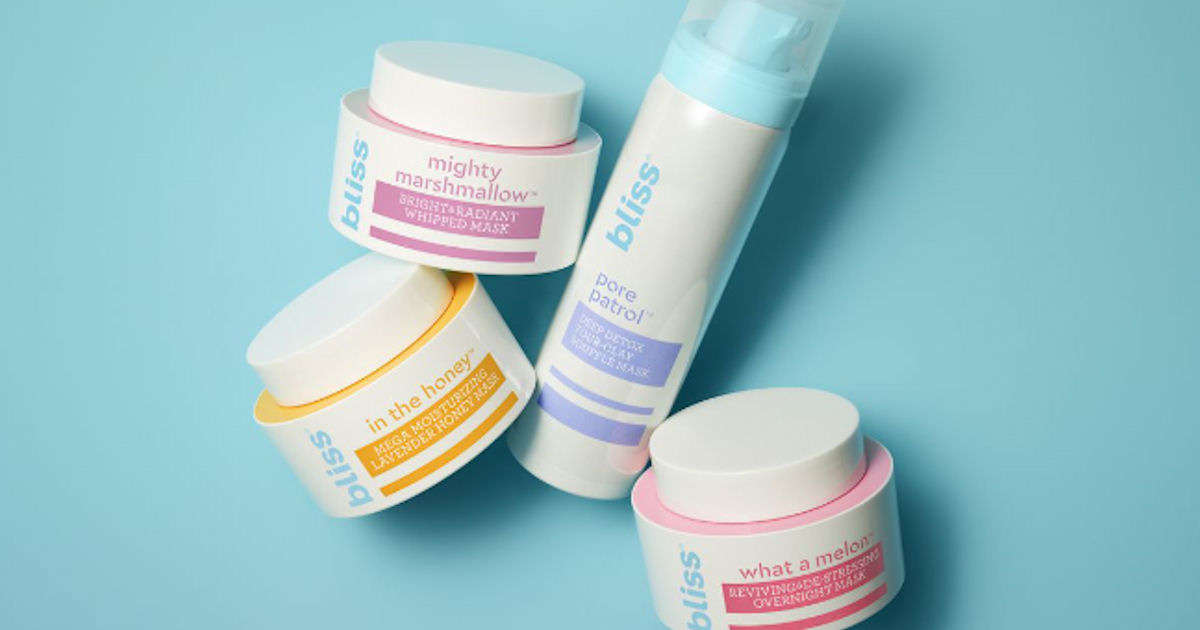 Free Bliss Skincare Products - Free Product Samples