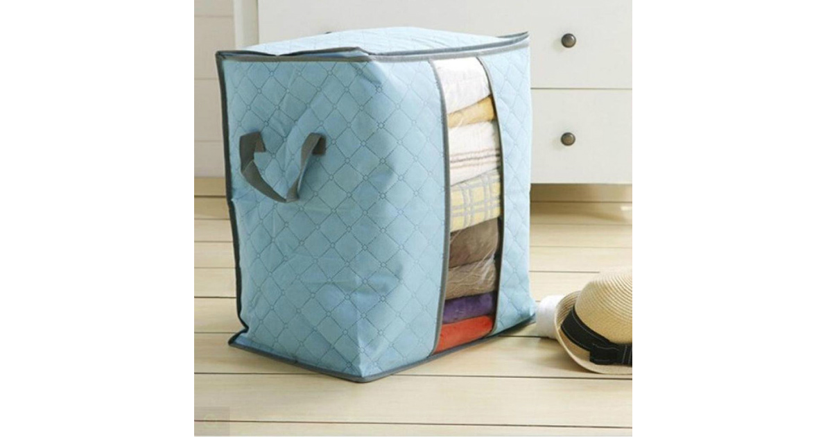 Underbed storage bag on Amazon