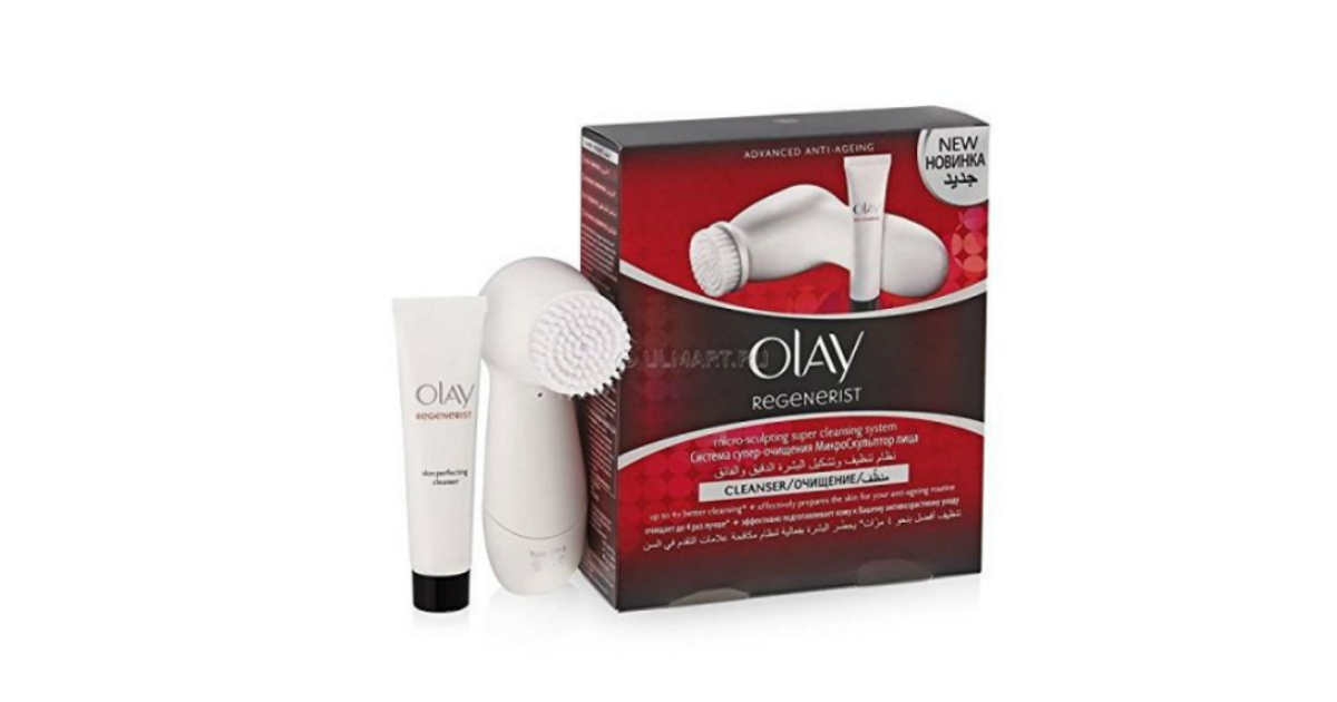 Olay Regenerist Micro-Sculpting Super Cleansing System deal at Walmart