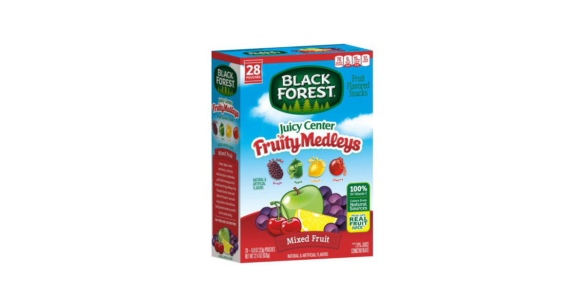 Black Forest at Amazon