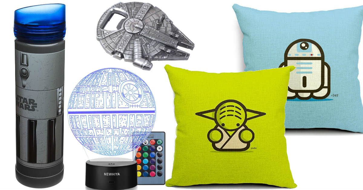 May the Fourth Be with You - BIG Star Wars Deals TODAY