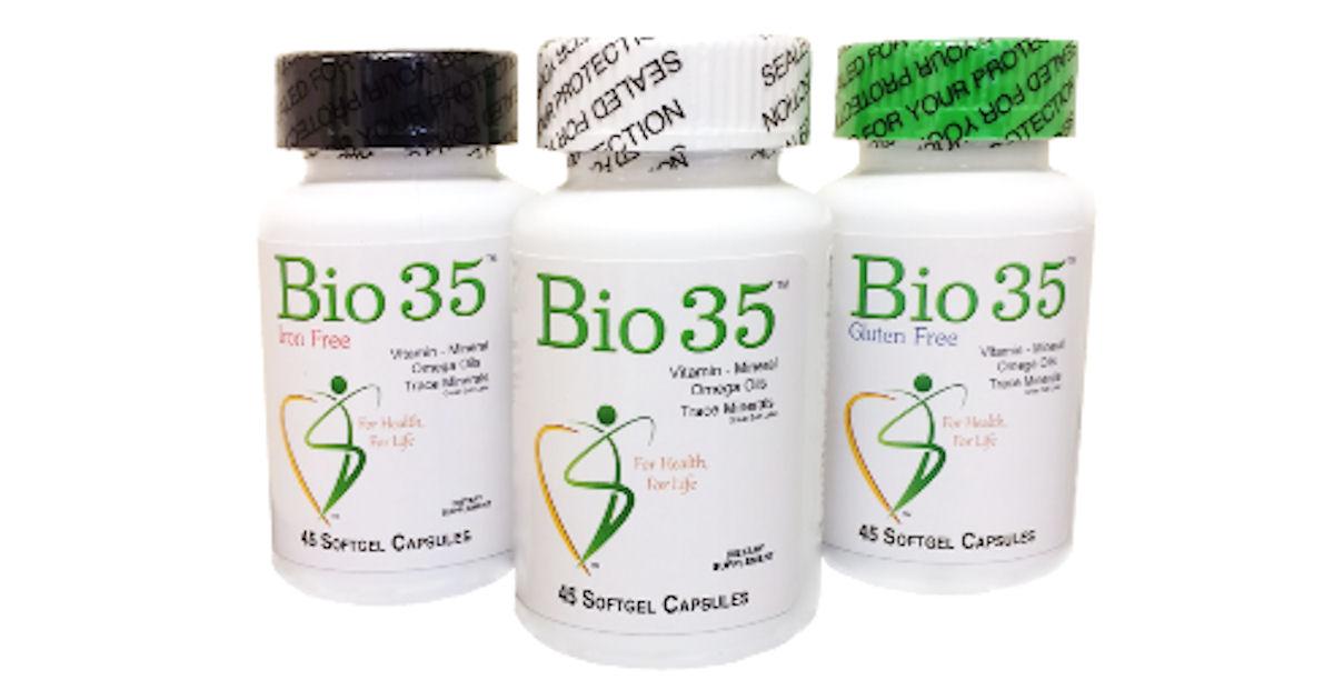 FREE Biotek Bio-35 Supplement.