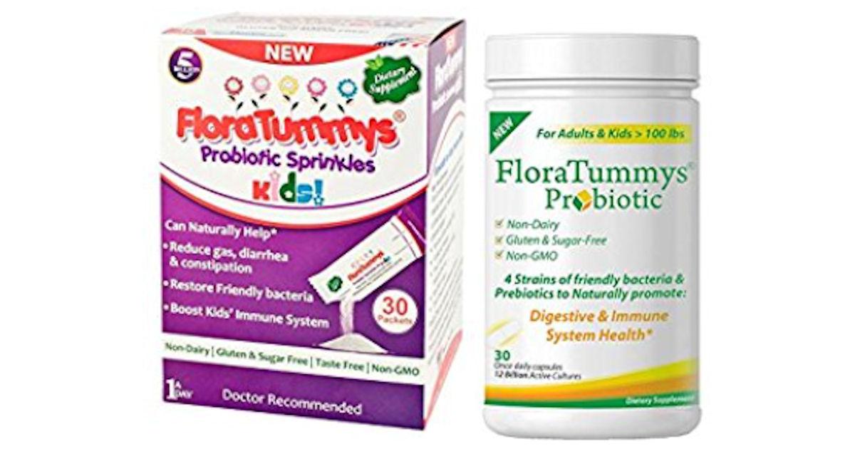 Flora Tummys