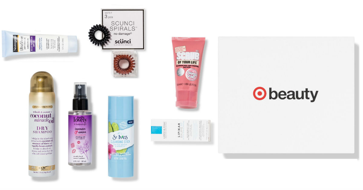 Target Beauty Box Mothers Day
