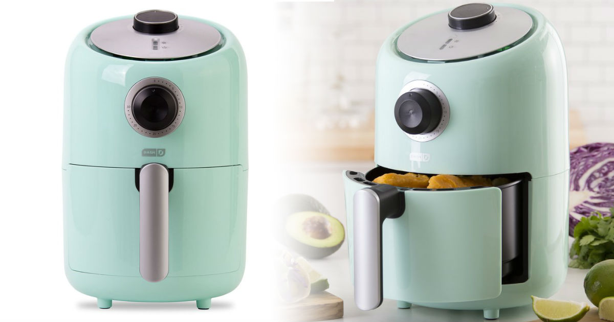 Dash Air Fryer on Sale for $3.