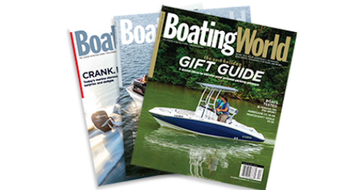 FREE Subscription to Boating W...