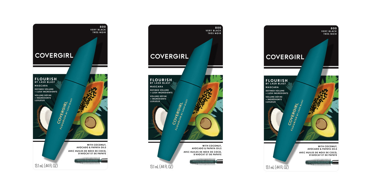 picture about Lush Coupons Printable referred to as Covergirl Lash Blast Prosper Mascara Simply just $1.99 at Emphasis