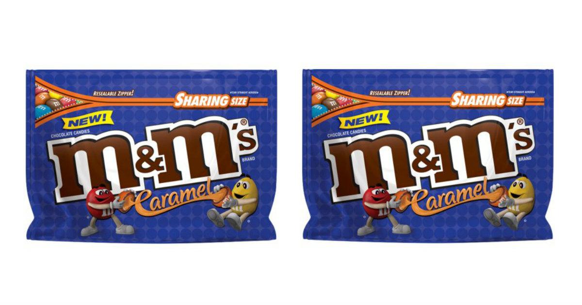 Caramel M&Ms deal at CVS