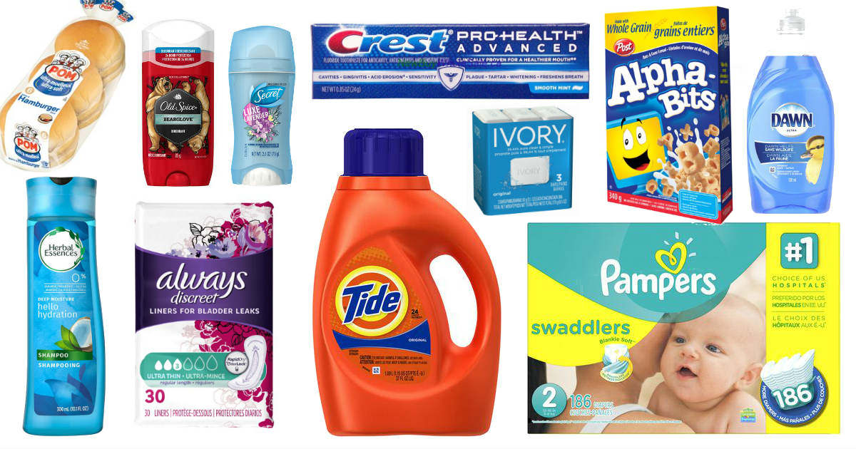 New Printable Coupons for Canada