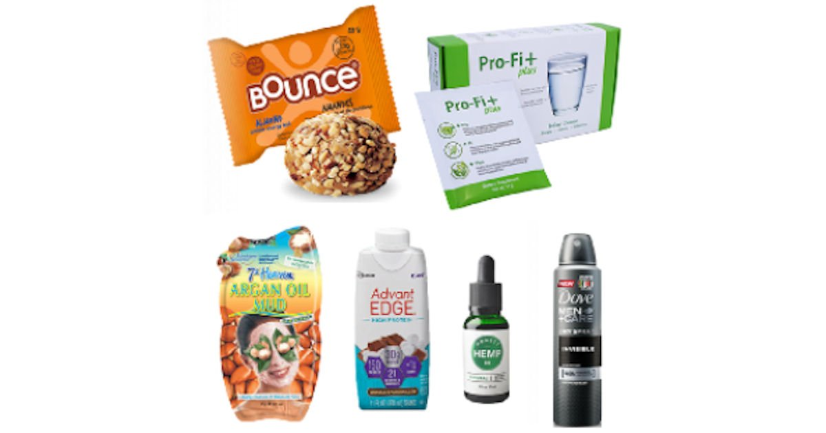 free generation active swag sample box