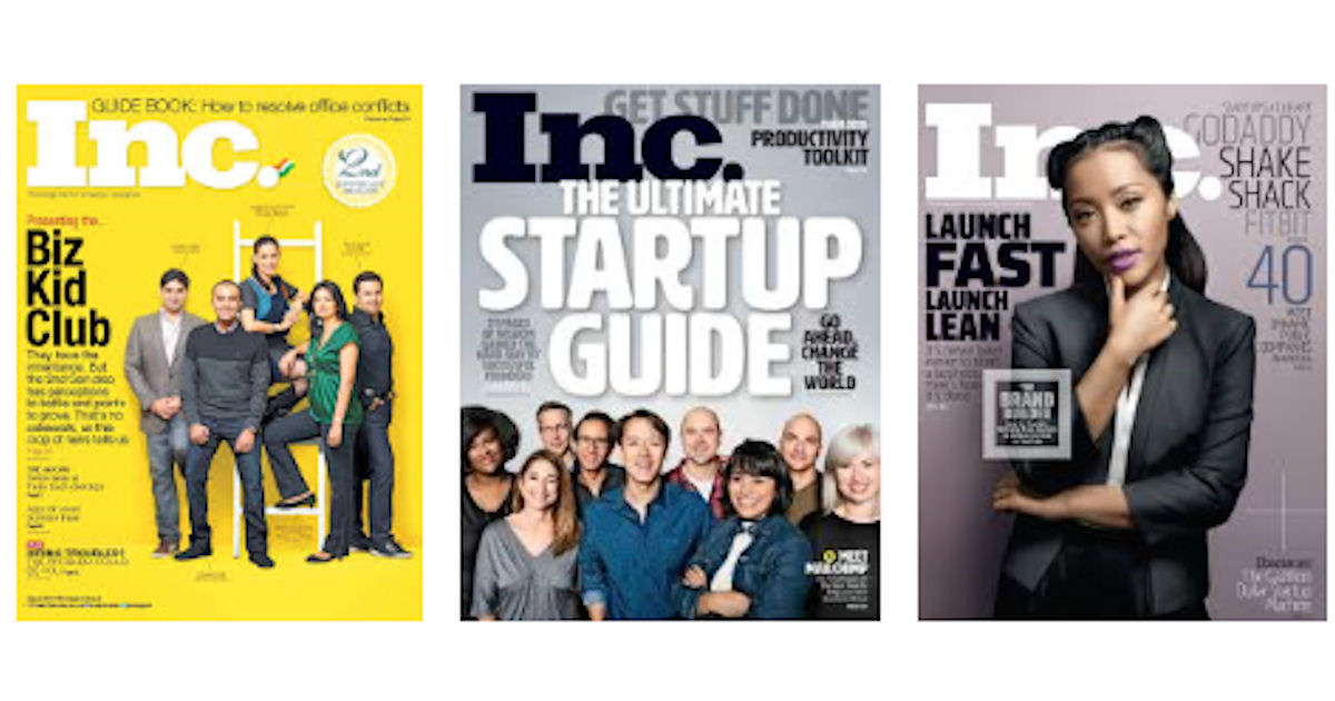 FREE Subscription to Inc Magaz...