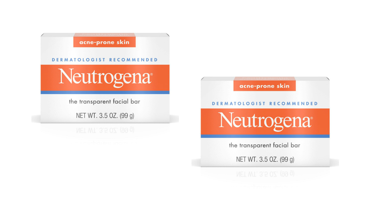 Neutrogena Facial Bar deal at Walmart