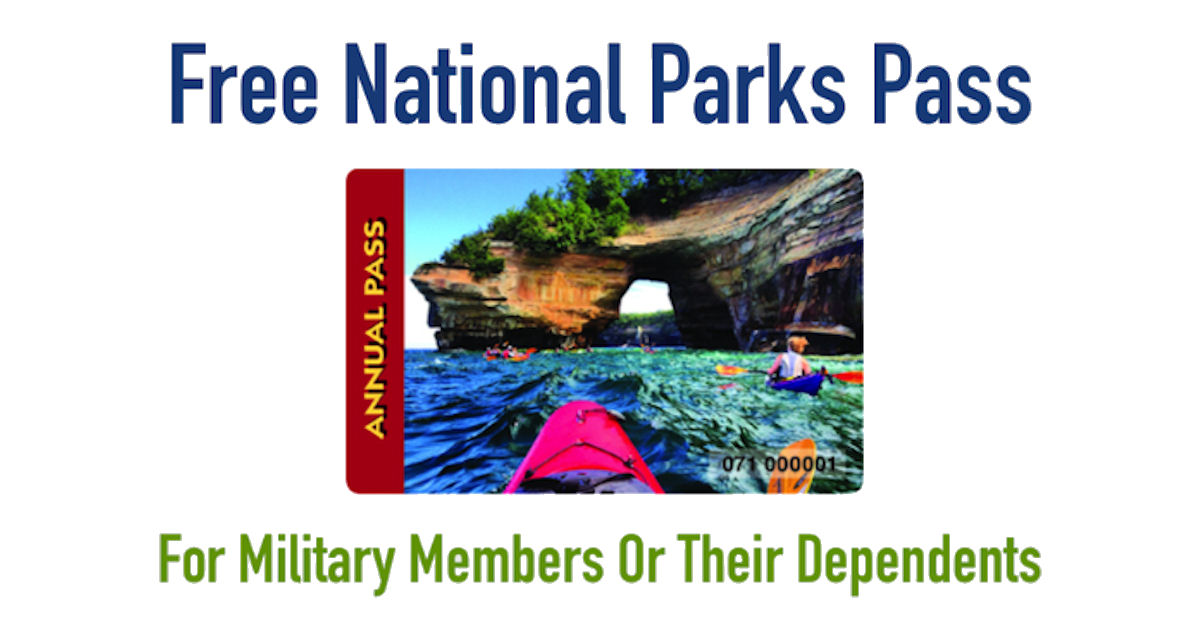 FREE National Parks Pass for M...