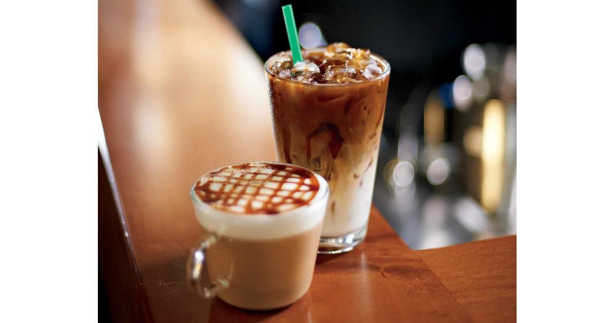 Starbucks Happy Hour Espresso Drinks