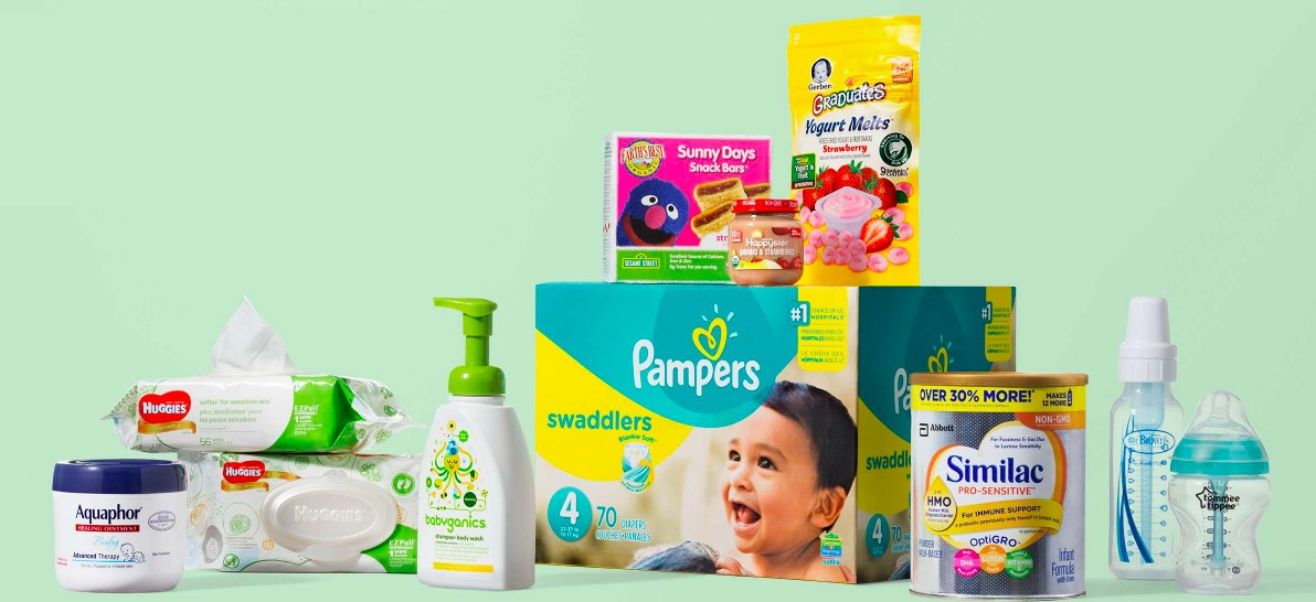 Baby Products at Target