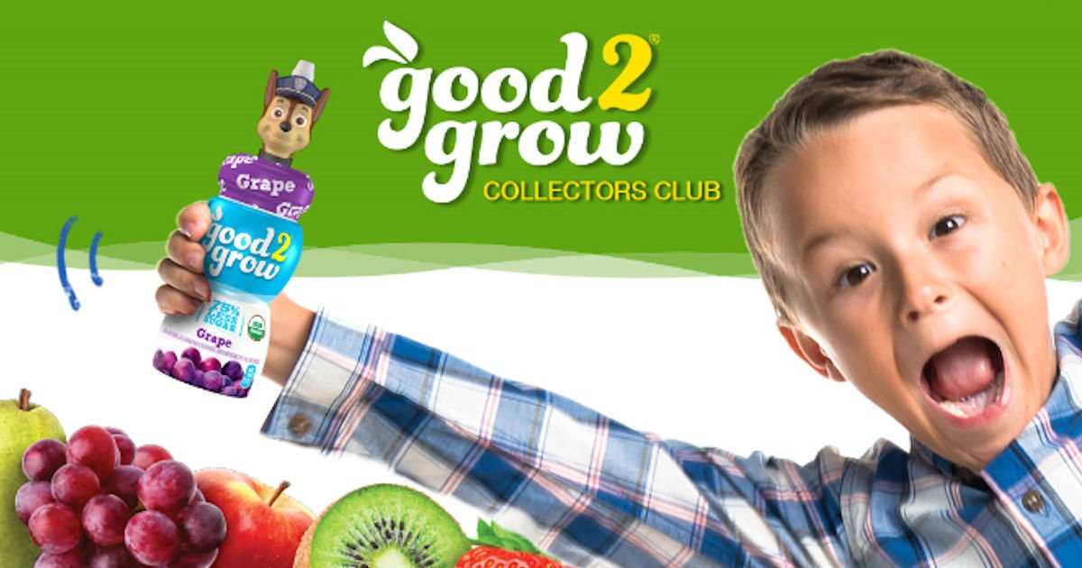 FREE good2grow Collectors Star...