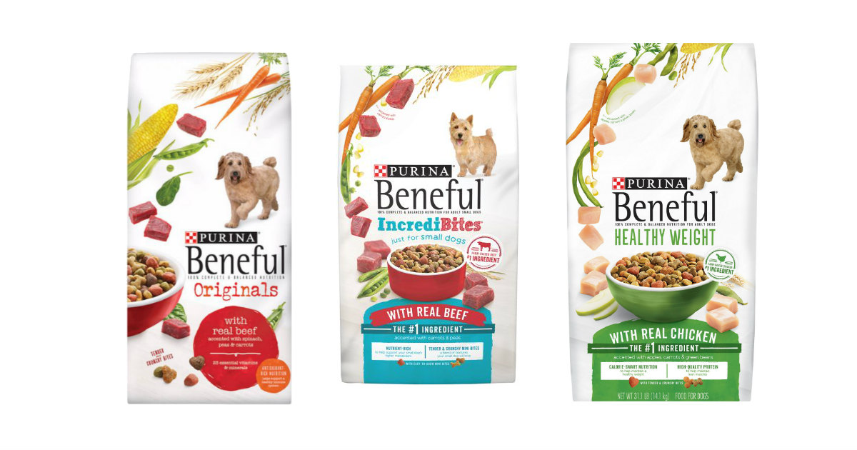 picture about Printable Pet Coupons identified as Print Exceptional Purina Beneful Significant-Well worth Coupon for Any Sizing +