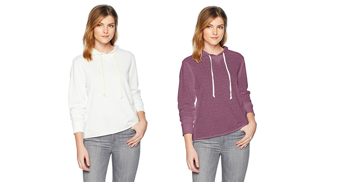 Women's French Terry Hoodie deal at Amazon