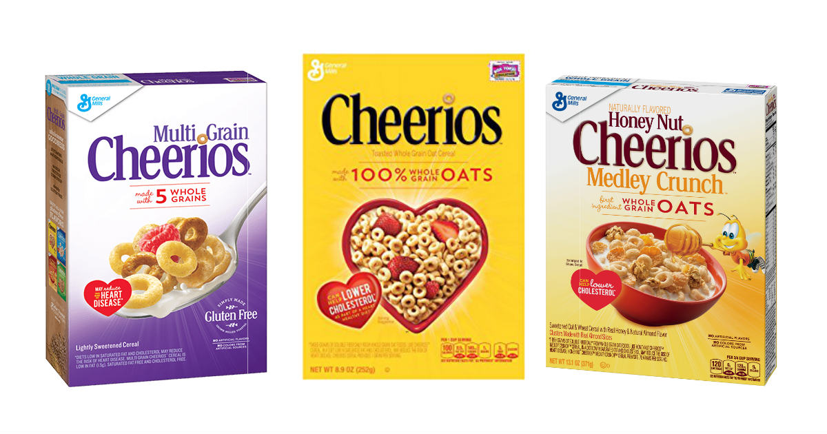 photo regarding Printable Cereal Coupons called Cheerios Merely $1.49 at CVS with Printable Discount codes