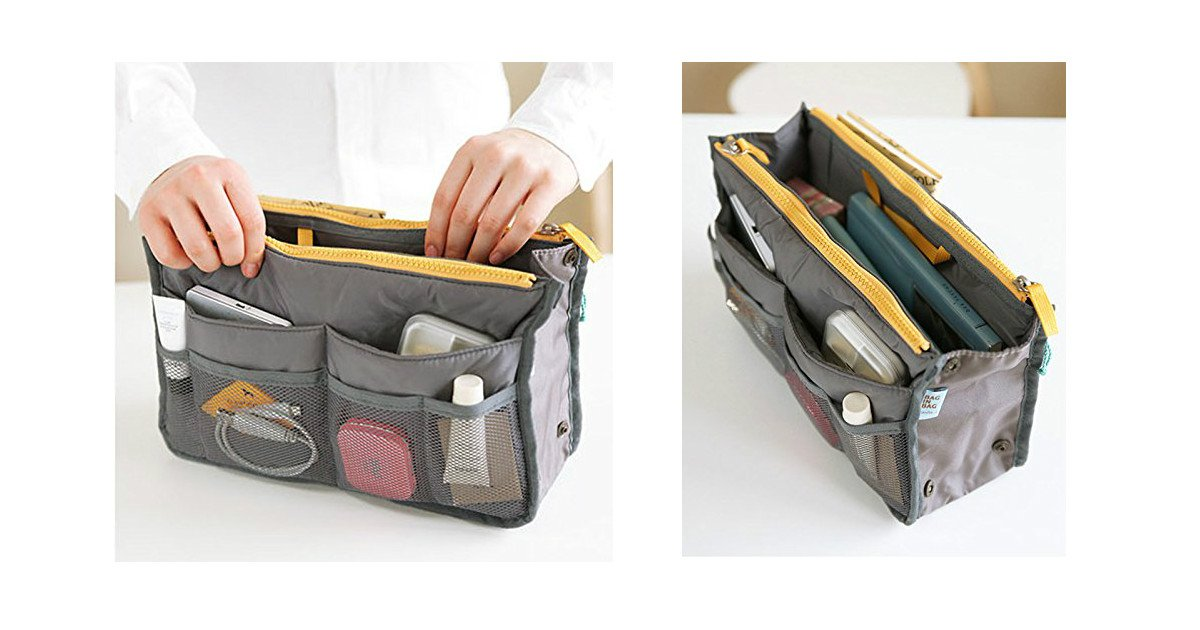 Purse Organizer at Amazon