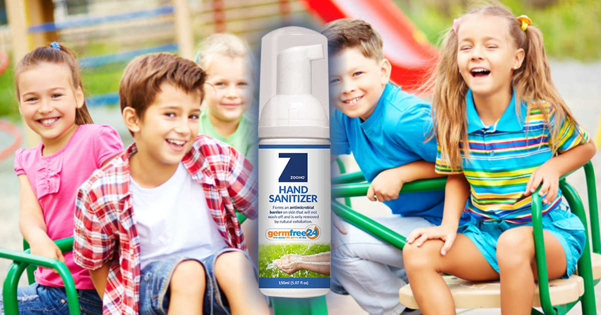 Image result for Zoono Hand Sanitizer