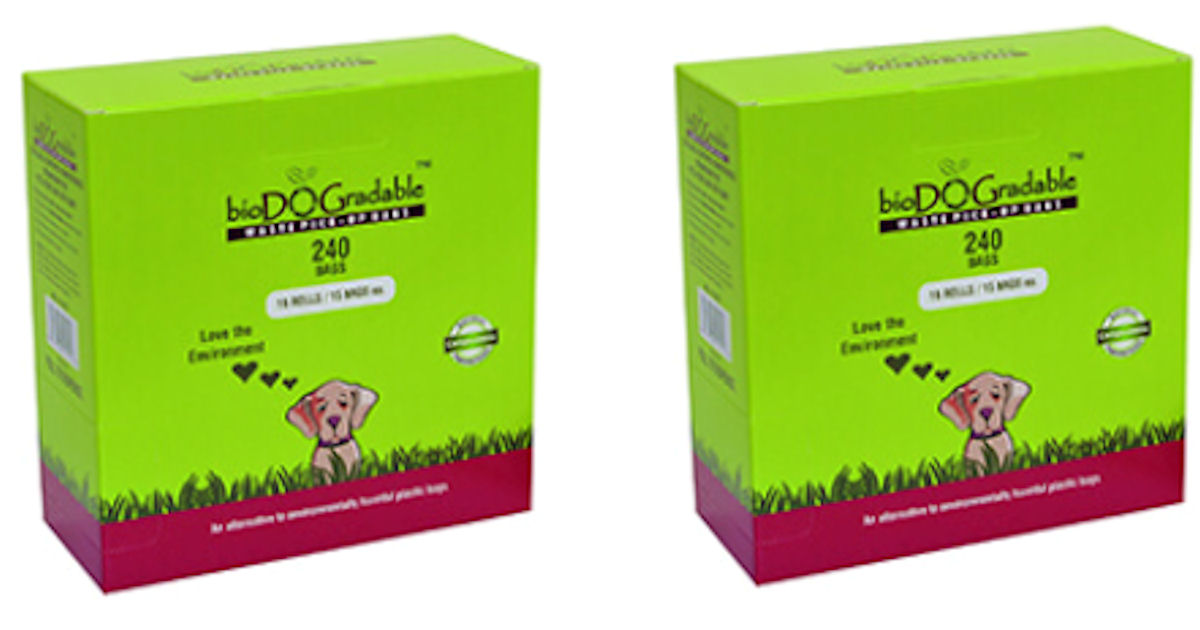 FREE Sample of bioDOGradable B...