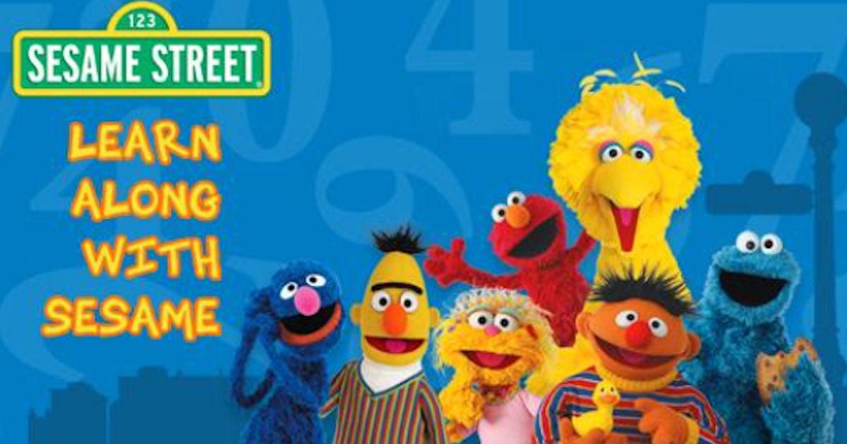 3 FREE Sesame Street Full Seas...