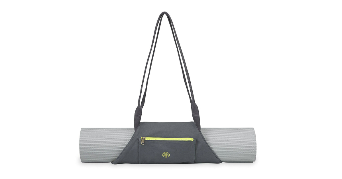 Gaiam Yoga Mat Carrier Only 6 62 On Amazon Daily Deals