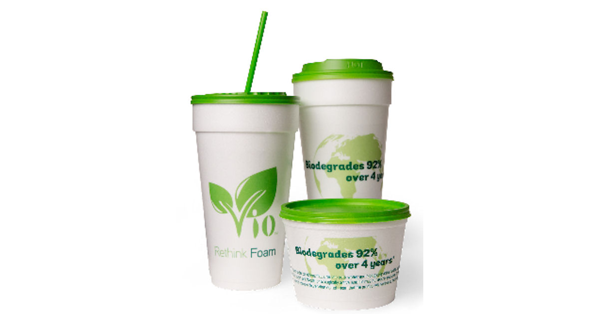 FREE Vio Biodegradables Sample...
