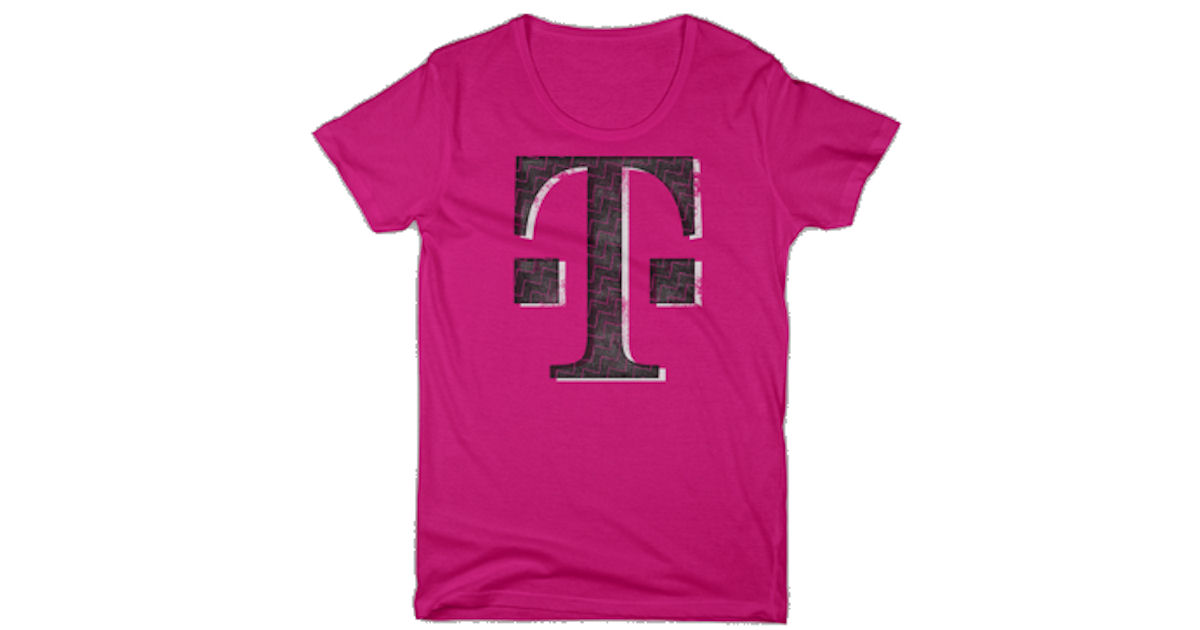 Free T Mobile T Shirt Gina S Kokopelli