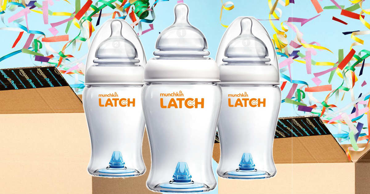 Prime Day Munchkin Bottles on Amazon