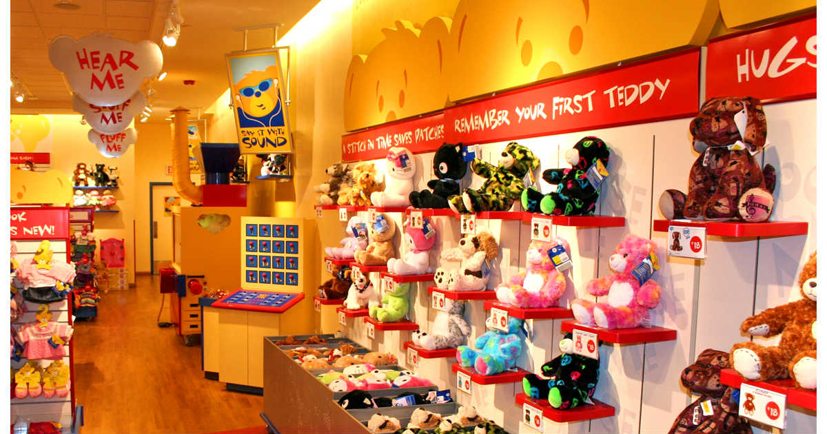 Free $15 Off Build-A-Bear Coupon HURRY