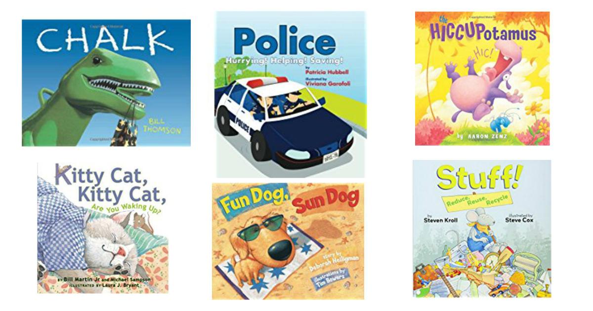 Children's Books deal at Amazon