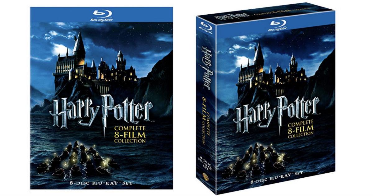 Harry Potter Complete 8-Film C...