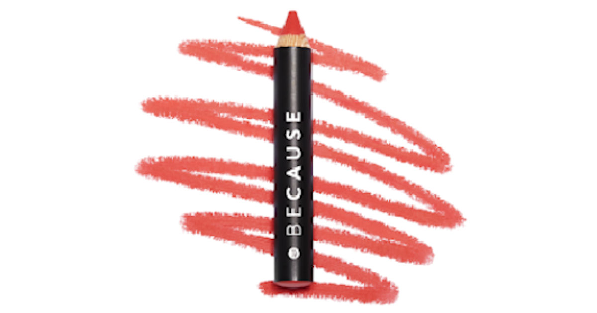 FREE BeCause Silky Matte Lip C...