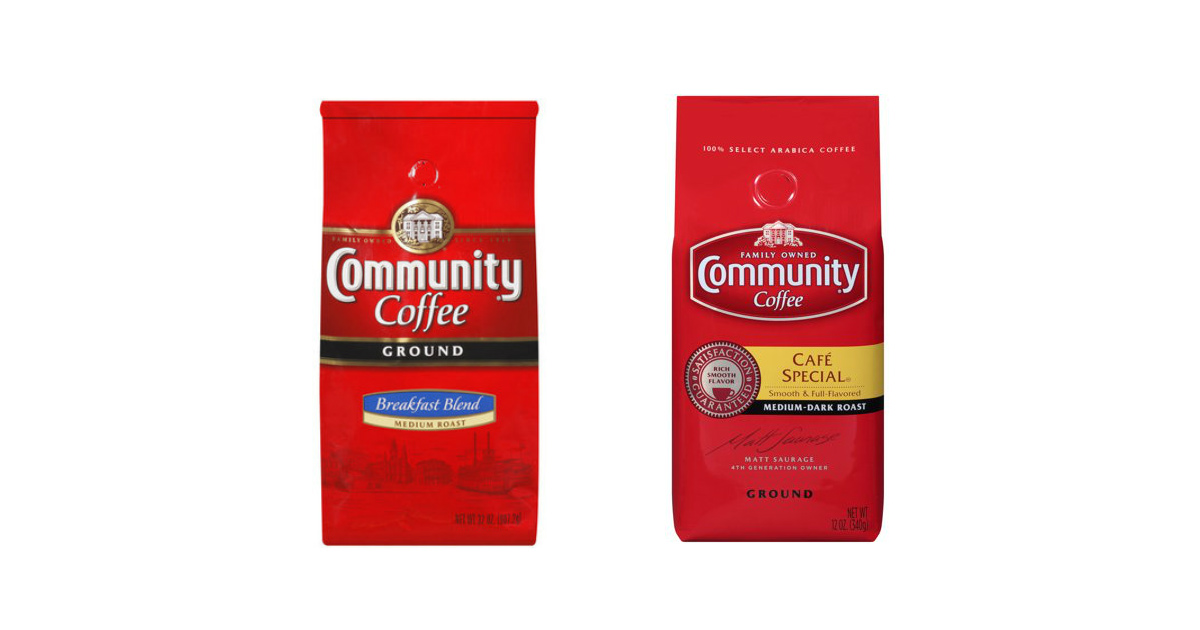 photo regarding Printable Community Coffee Coupons known as Local Espresso Baggage As Minimal As $3.79 at Walmart - Printable