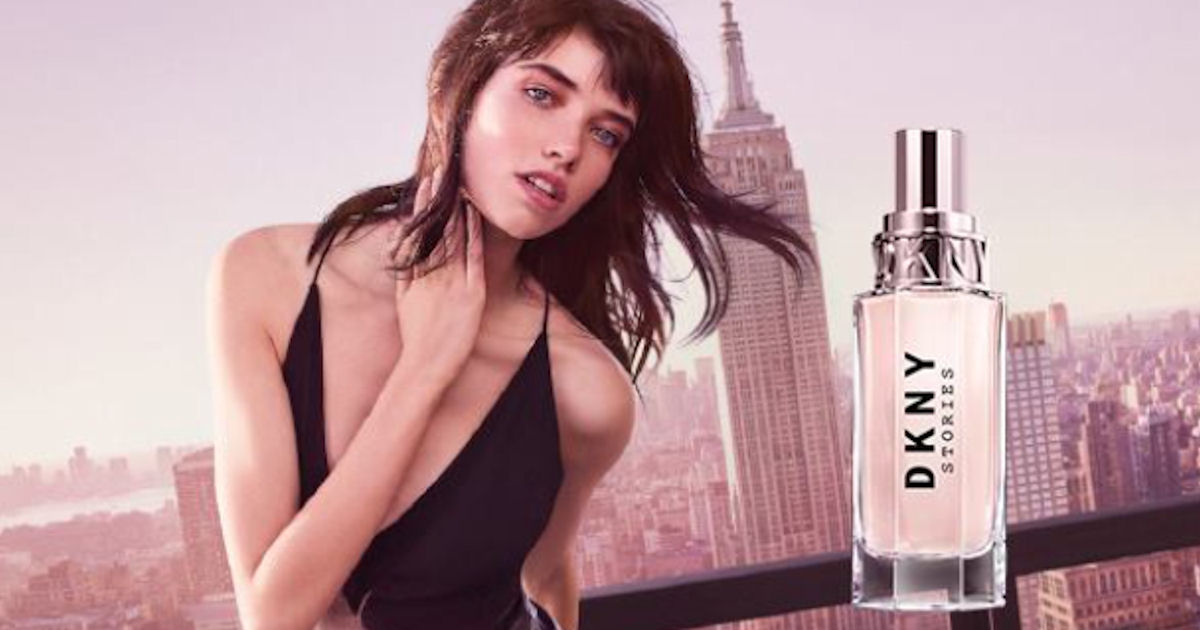 FREE DKNY Stories Fragrance Sa...