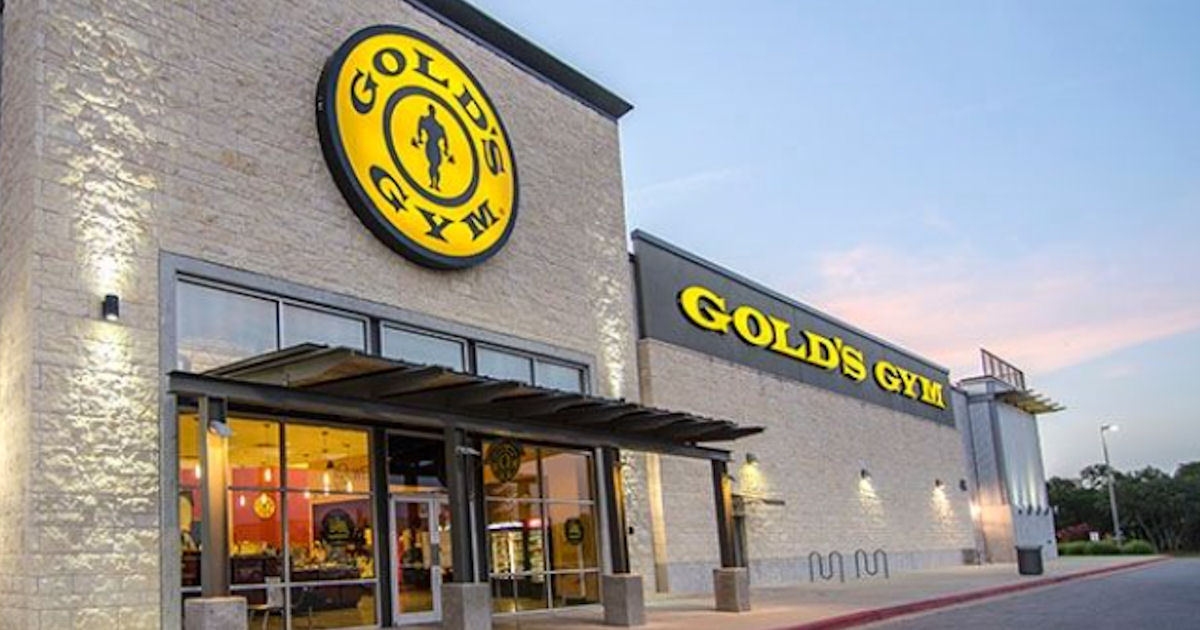 FREE Gold's Gym Guest Pass...